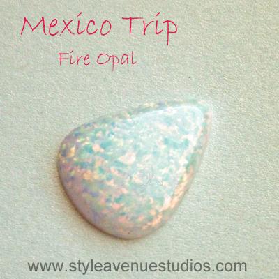 Fire Opal| Style Avenue Studios
