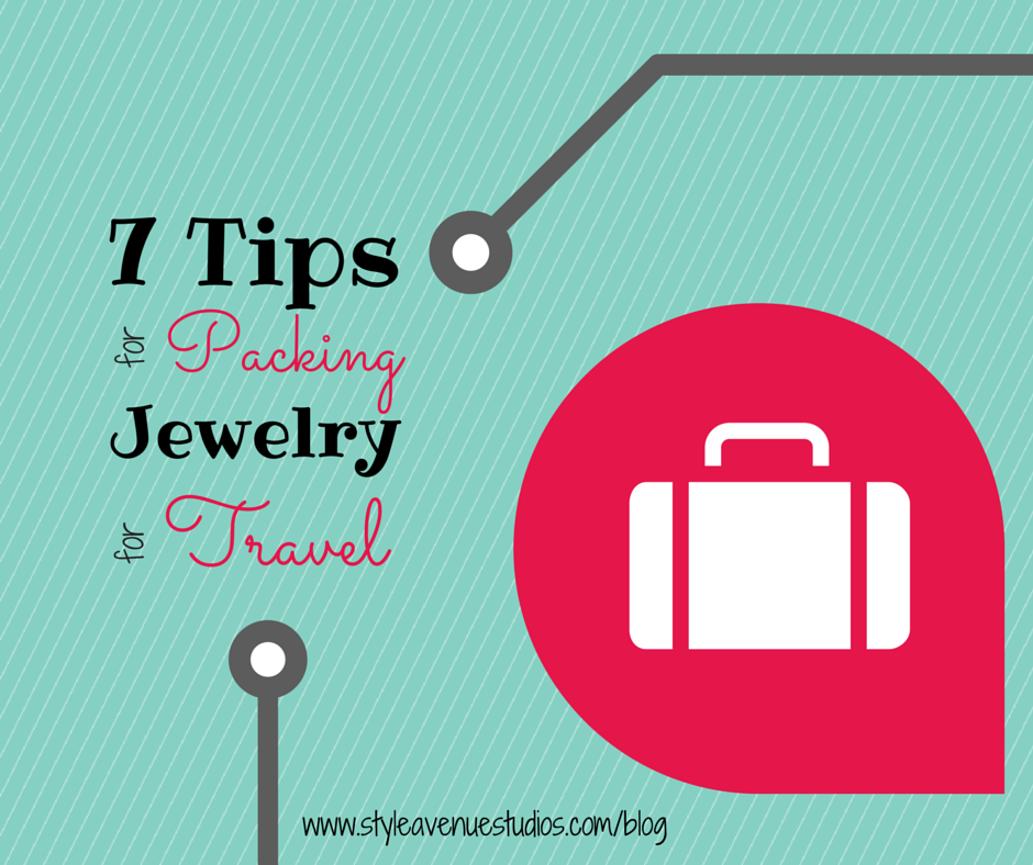 packing jewelry, travel