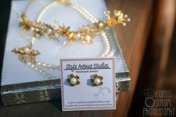 custom vintage bridal jewelry