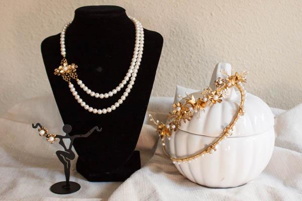 vintage bridal jewelry