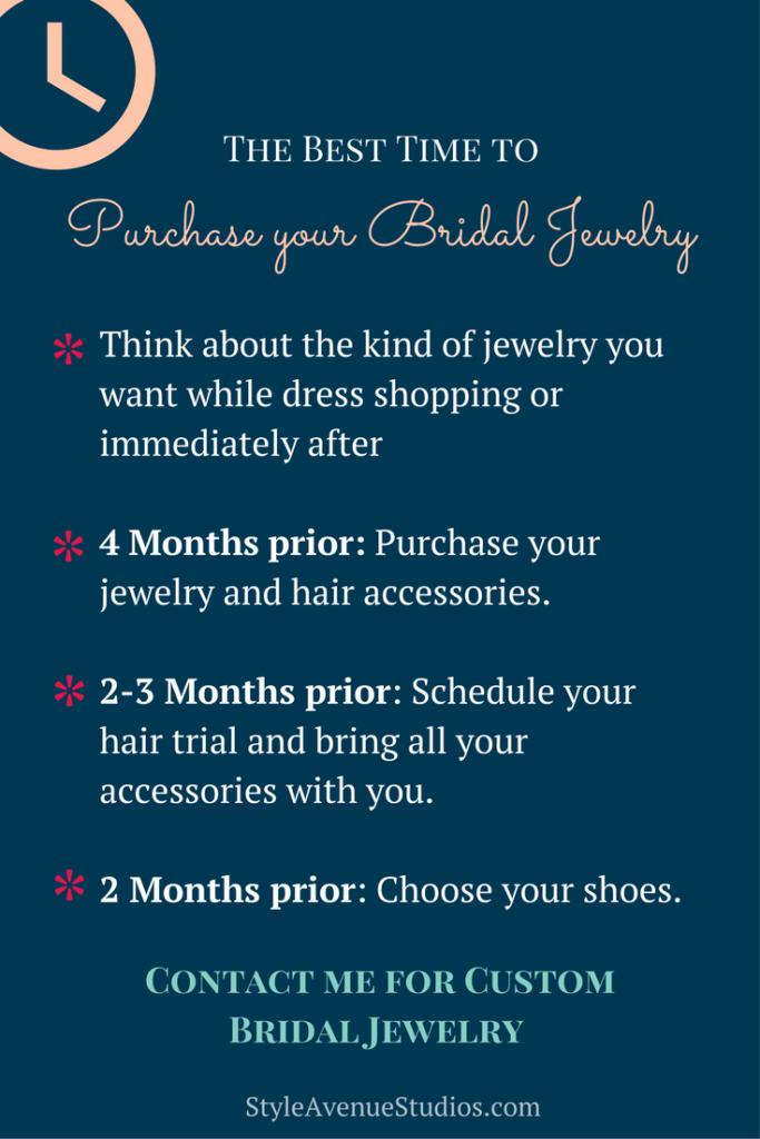 custom bridal jewelry