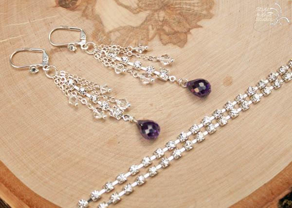 Handmade Prom Jewelry