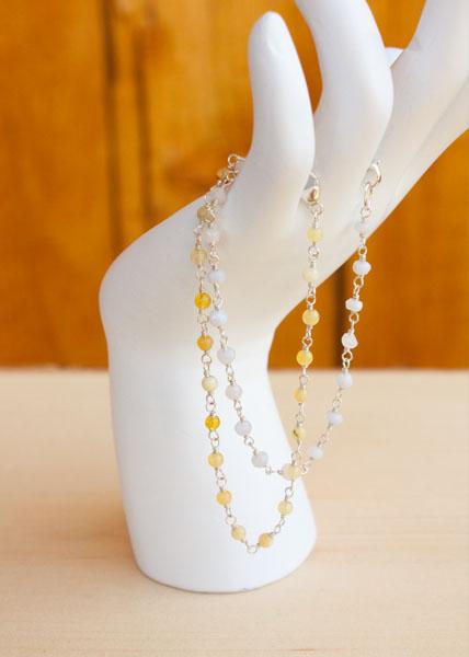 sterling silver and opal bracelets