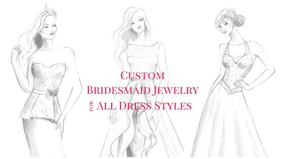 Handmade Bridesmaid Jewelry