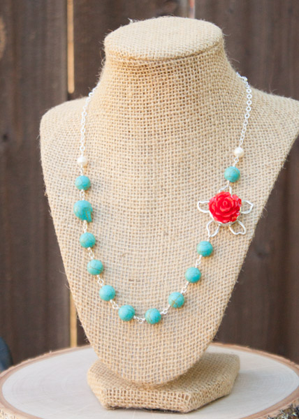 rockabilly wedding jewelry