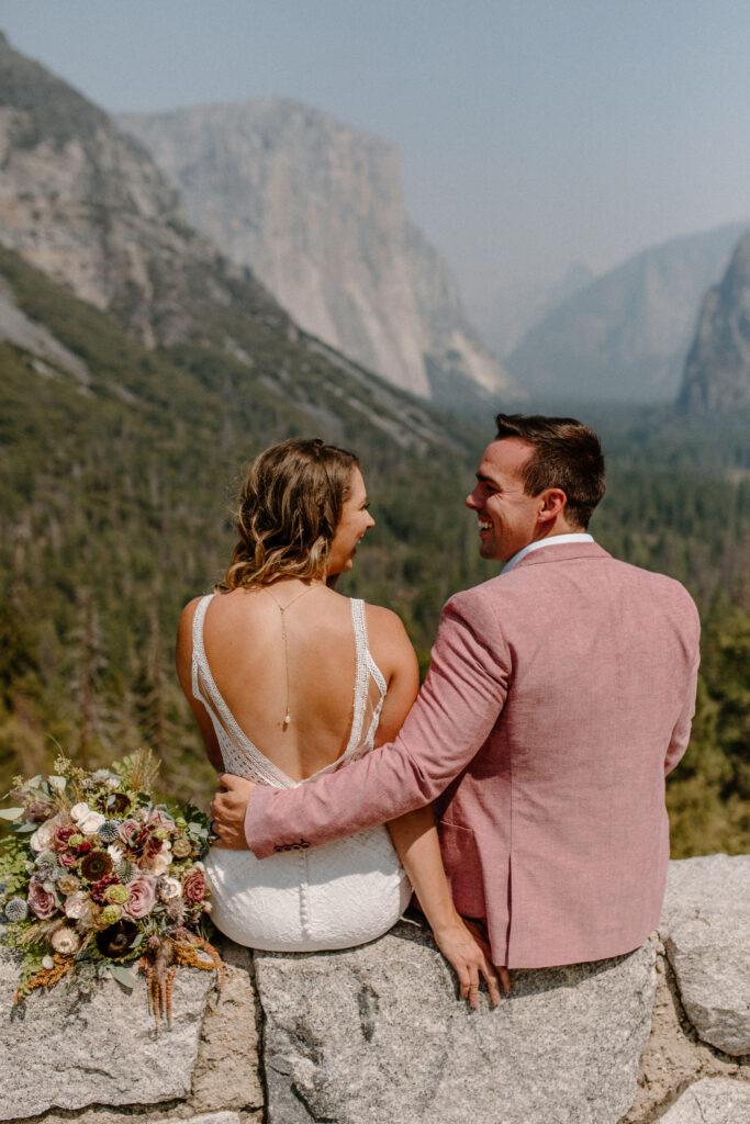 Yosemite Micro Wedding